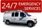 24/7 Garage Doors Emergency Services