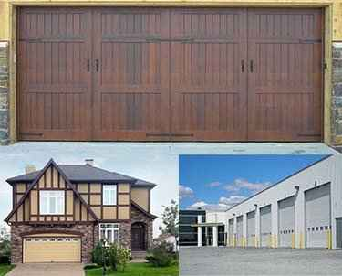 Commercial and Residential Garage Door