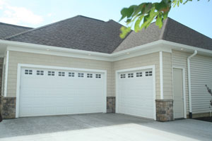 Garage Door Maple