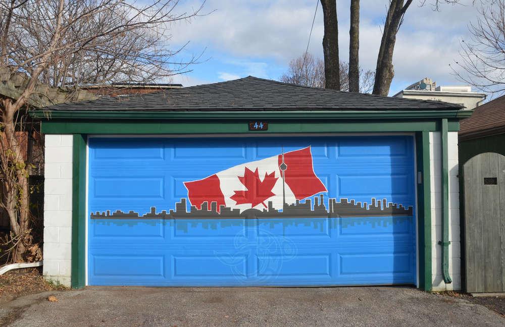 English Garage Door Repair Canada Promaster Garage Door Repair
