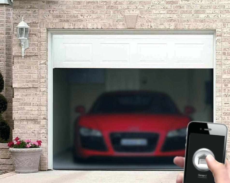 how to change garage door opener